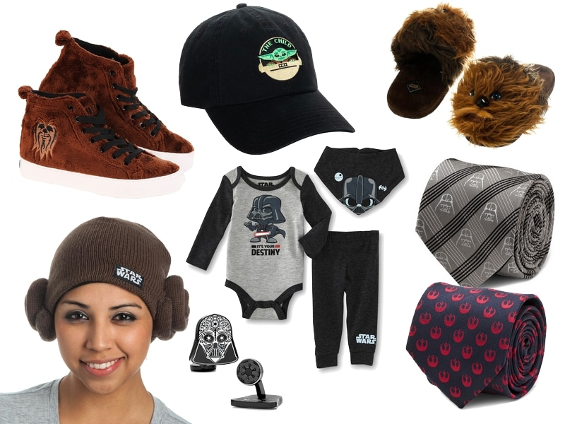 Star Wars Gift Guide - Accessories