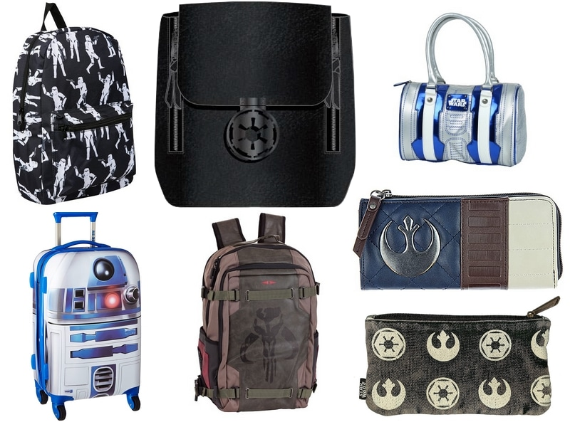 Star Wars Gift Guide - Bags