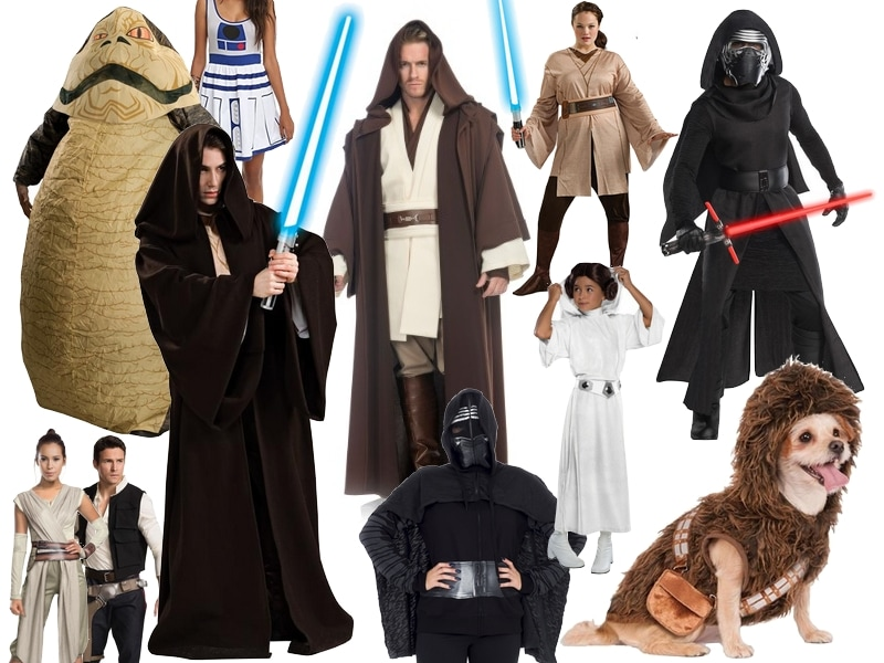 Star Wars Gift Guide - Costumes
