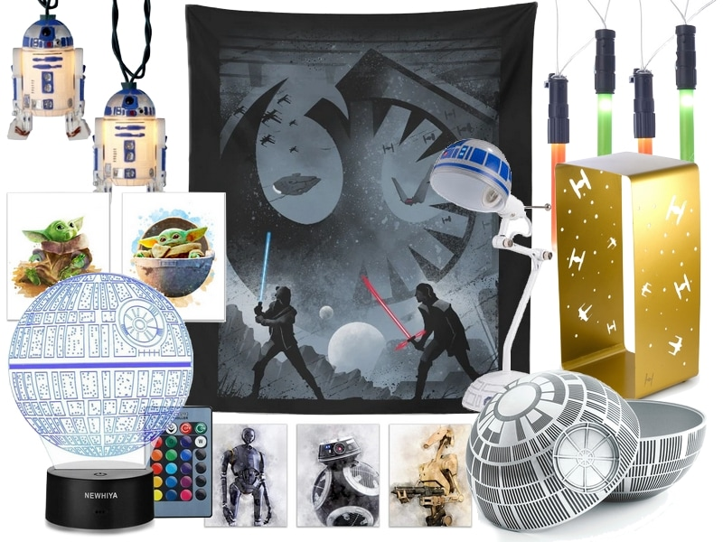 Star Wars Gift Guide - Decor