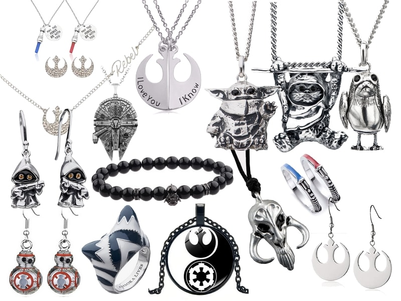 Star Wars Gift Guide - Jewelry