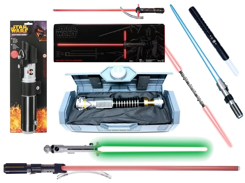 Star Wars Gift Guide - Lightsabers