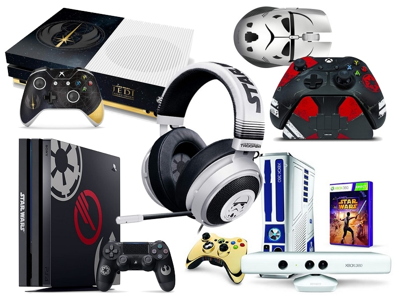 Star Wars Gift Guide - Limited electronics