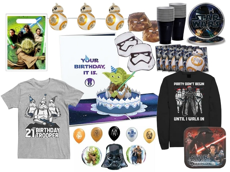 Star Wars Gift Guide - Party