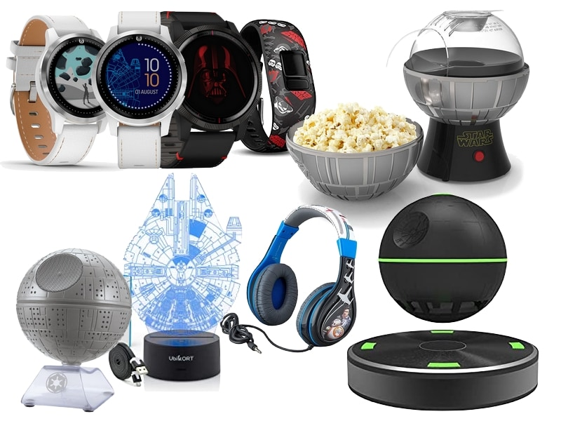 Star Wars Gift Guide - Small Electronics