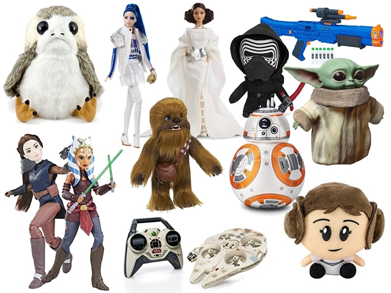 Star Wars Gift Guide - Toys Various