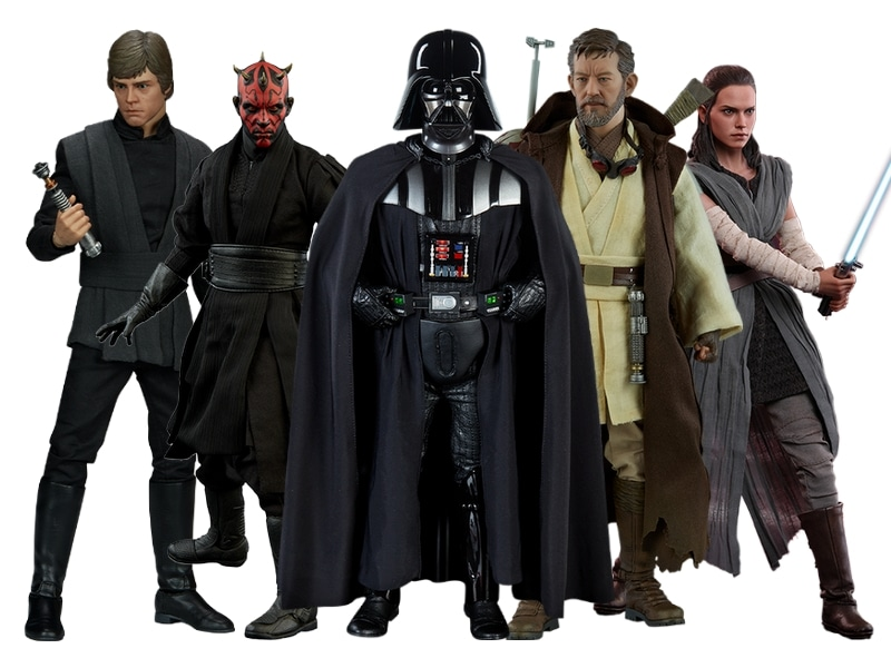Star Wars Gift Guide - sixth scale