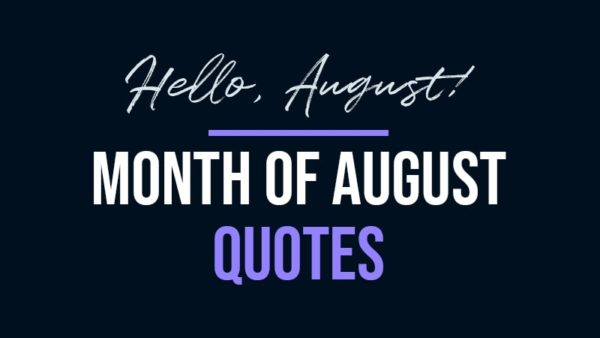August Quotes Cover Pic