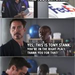 """Quote from Captain America: Civil War (2016) 